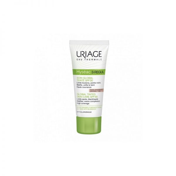 uriage-hyséac-3-reul-global-tinted-skin-care-spf-30